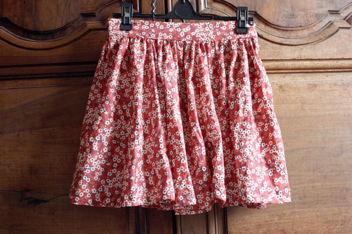 Pourquoi j'aime les jupes taille haute